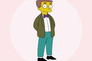 """Waylon Smithers: El eterno asistente del Sr. Burns en """"Los Simpson"""" está enamorado de este. Foto:Fox. Imagen Por:"""