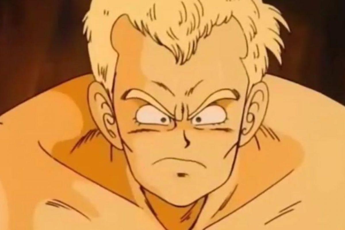 """Capitán Blue, de """"Dragon Ball"""": Uno de los más mortíferos miembros de la """"Patrulla Roja"""" estaba obsesionado con su apariencia, el orden y la limpieza. Sus gestos son amanerados y se cree que al tomar inspiración de los nazis, también lo hicieron con su sexualidad Foto:Toei. Imagen Por:"""