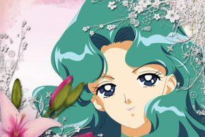 Michiru Kaioh es la compañera de Haruka. Foto:Clamp. Imagen Por: