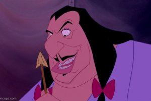 """Radcliffe, de """"Pocahontas"""": Según el portal """"Gay Star"""", este es gay por su apariencia (en el siglo XVI eran muy mal vistos los hombres excesivamente arreglados). Foto:Disney. Imagen Por:"""