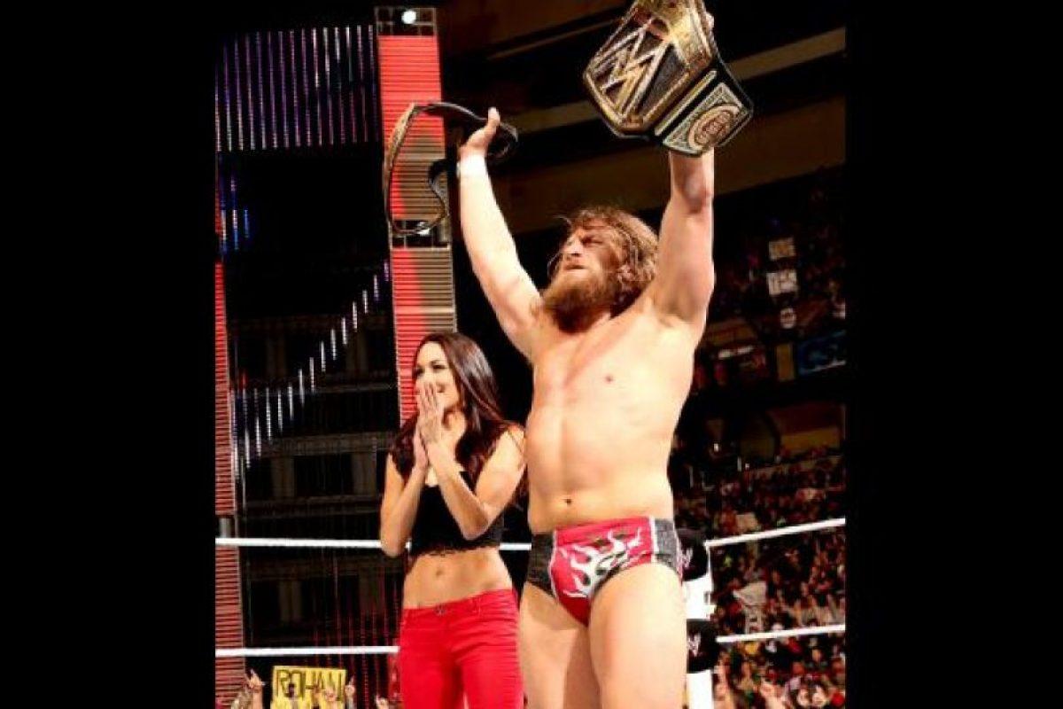 Bryan es ex campeón de la WWE Foto:WWE. Imagen Por: