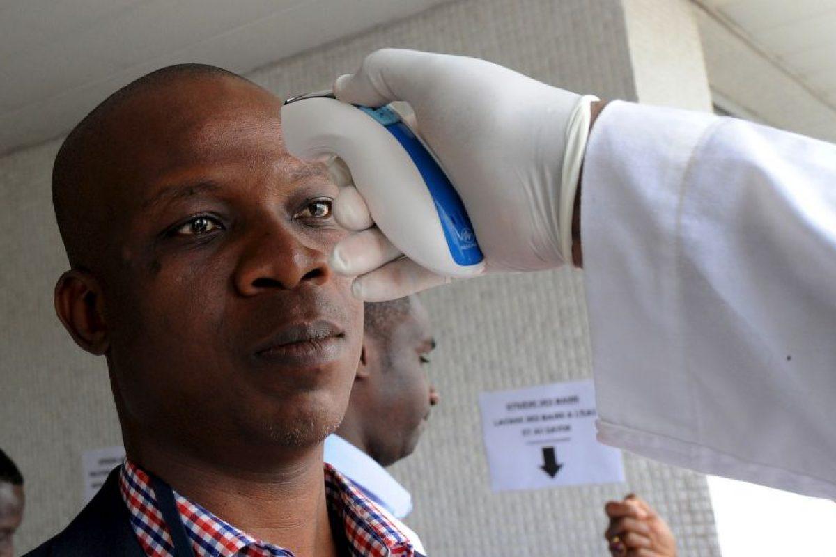 2. Los brotes de Ébola se producen principalmente en aldeas remotas de África central y occidental. Foto:AFP. Imagen Por:
