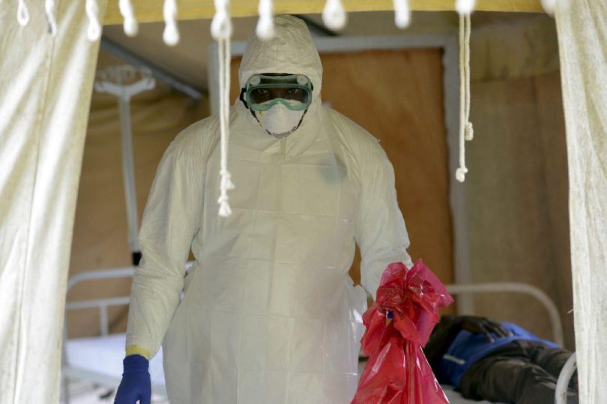 5. El virus se detectó por vez primera en 1976. Foto:AFP. Imagen Por: