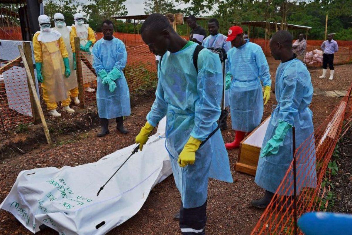 7. De esas, cuatro mil 818 han muerto. Foto:AFP. Imagen Por: