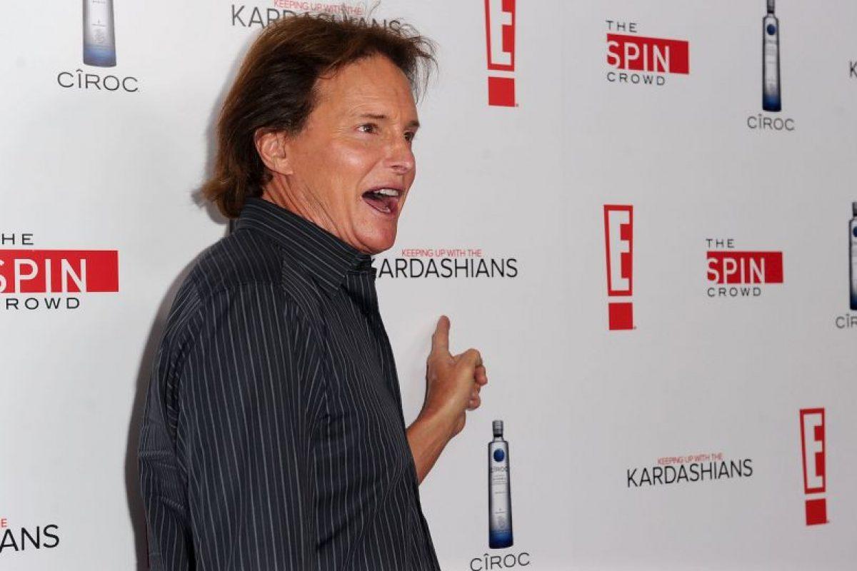 Bruce Jenner Foto:Getty Images. Imagen Por: