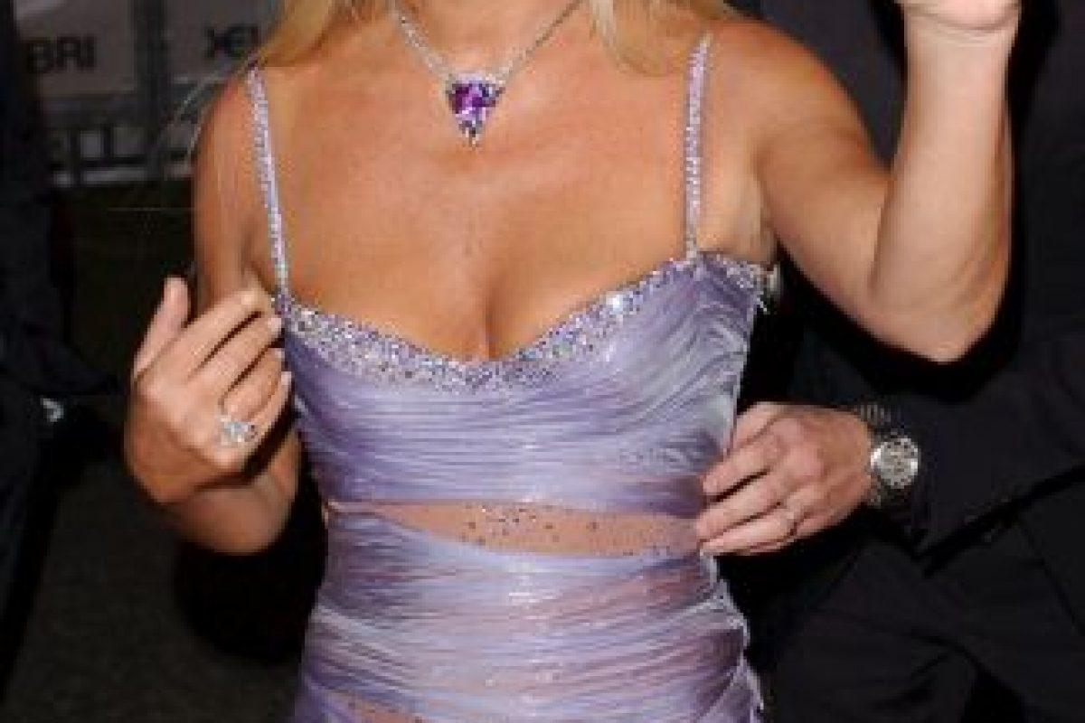 En 2003, en el Royal Albert Fashion Hall Foto:Getty Images. Imagen Por: