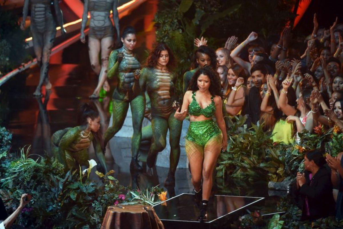 Ha afirmado que entre los artistas que han influido en su estilo musical se encuentran Lisa Lopes, Lil Wayne, Lauryn Hill, Jadakiss, Natasha Bedingfield, Foxy Brown y Missy Elliott Foto:Getty Images. Imagen Por: