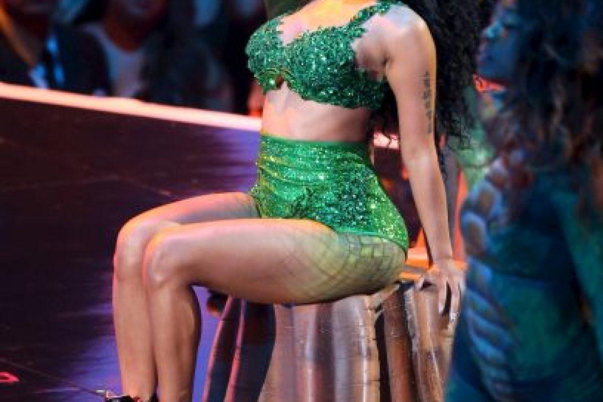 Minaj nació el 8 de diciembre de 1982 en St. James Foto:Getty Images. Imagen Por:
