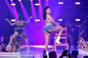 Es una rapera, cantante, actriz y compositora trinitense Foto:Getty Images. Imagen Por:
