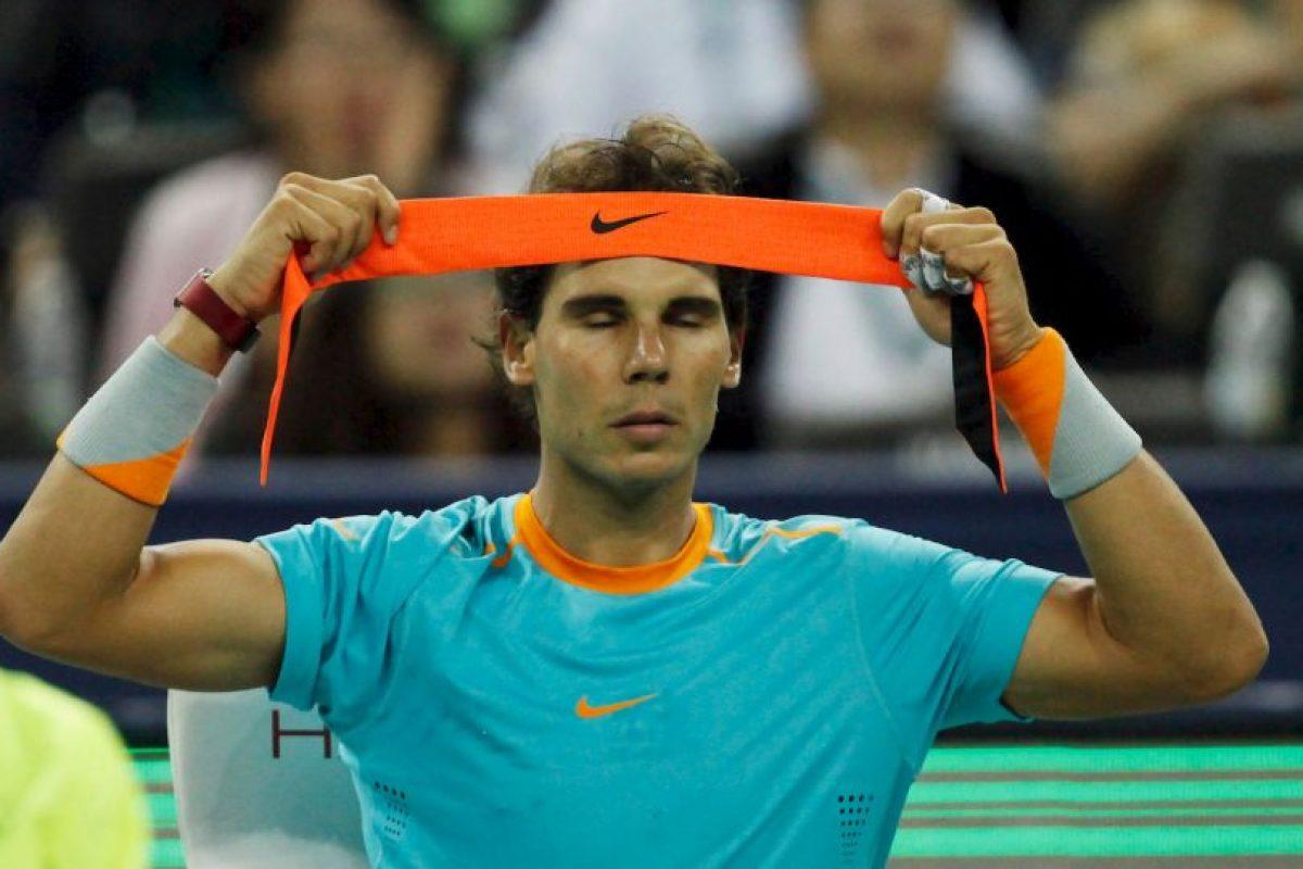 El español a los 28 años ocupa el tercer lugar del ranking de la ATP Foto:Getty. Imagen Por: