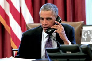 """4. """"Esperar al consenso en el tema migratorio tiene un coste, un coste social y económico también"""", indicó Obama. Foto:Getty. Imagen Por:"""