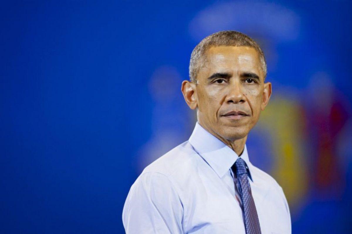 7. Obama también destacó que llevaron una buena campaña electoral en el país. Foto:Getty. Imagen Por: