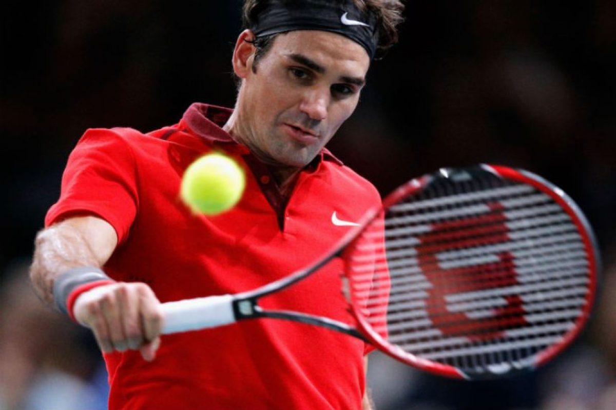 El suizo de 33 años ha ganado todos los torneos de Grand Slam y conquistó la medalla de oro en los Juegos Olímpicos de Beijing 2008 Foto:Getty. Imagen Por: