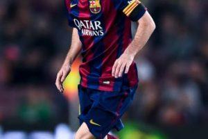 Messi a sus 27 años ya igualó el récord de Raúl como máximo anotadores de la Champions Foto:Getty. Imagen Por: