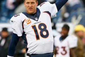 Manning es uno de los mejores quarterba de todos los tiempos de la NFL Foto:Getty. Imagen Por: