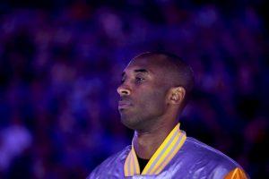 """""""Black Mamba"""" tiene 36 años y ha sido cinco veces campeón de la NBA Foto:Getty. Imagen Por:"""