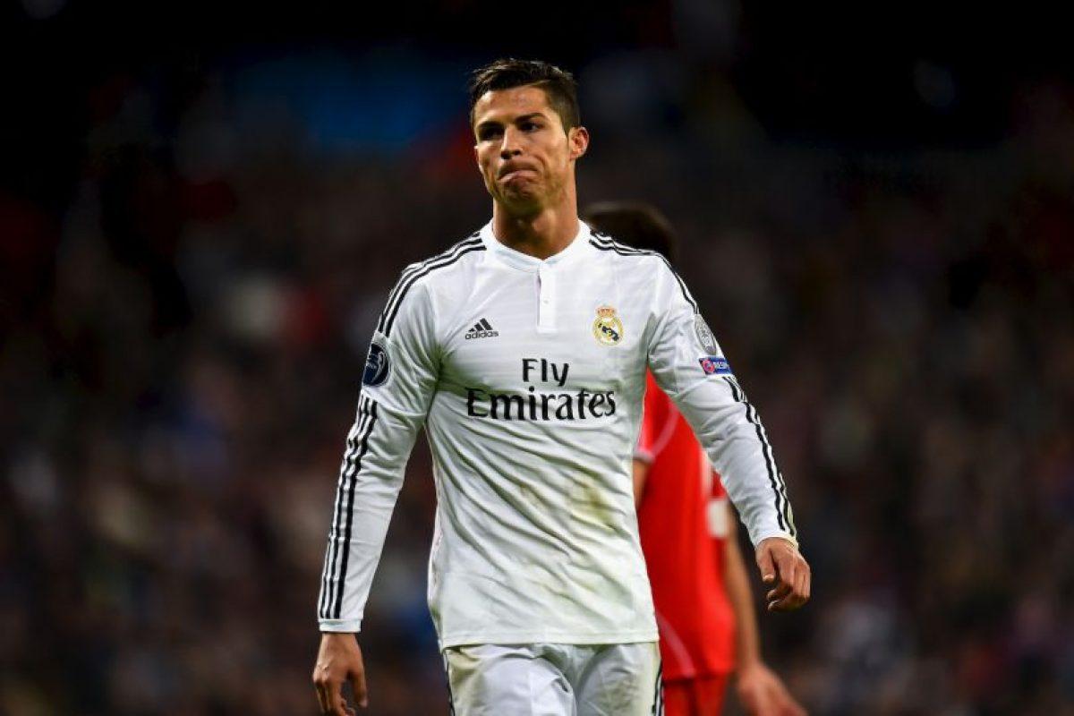 CR7 a sus 29 años es el actual mejor jugador del mundo, según la FIFA Foto:Getty. Imagen Por: