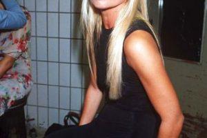En backstage, en 1993 Foto:Vogue. Imagen Por: