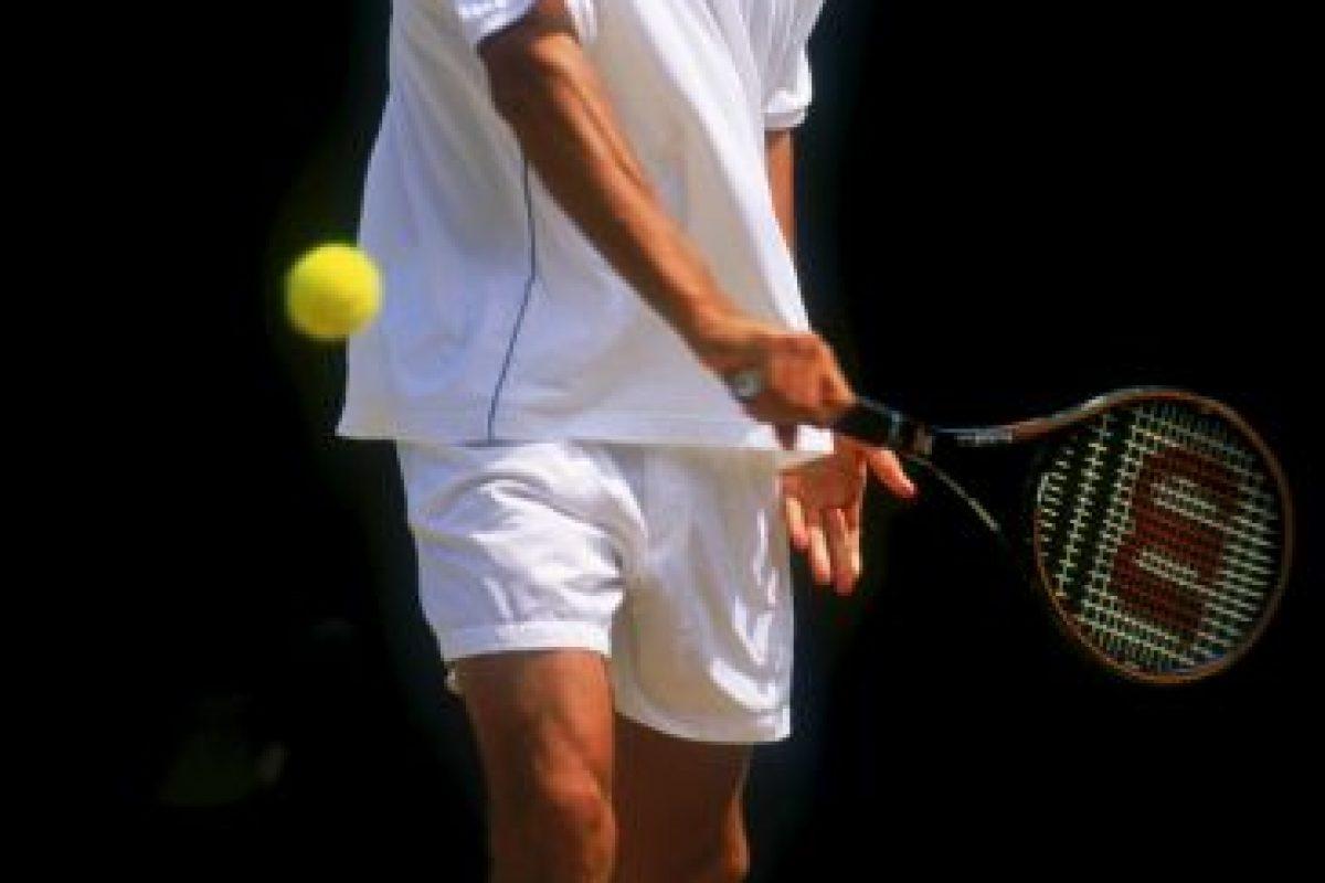 Roger Federer entró al circuito profesional en 1998 Foto:Getty. Imagen Por: