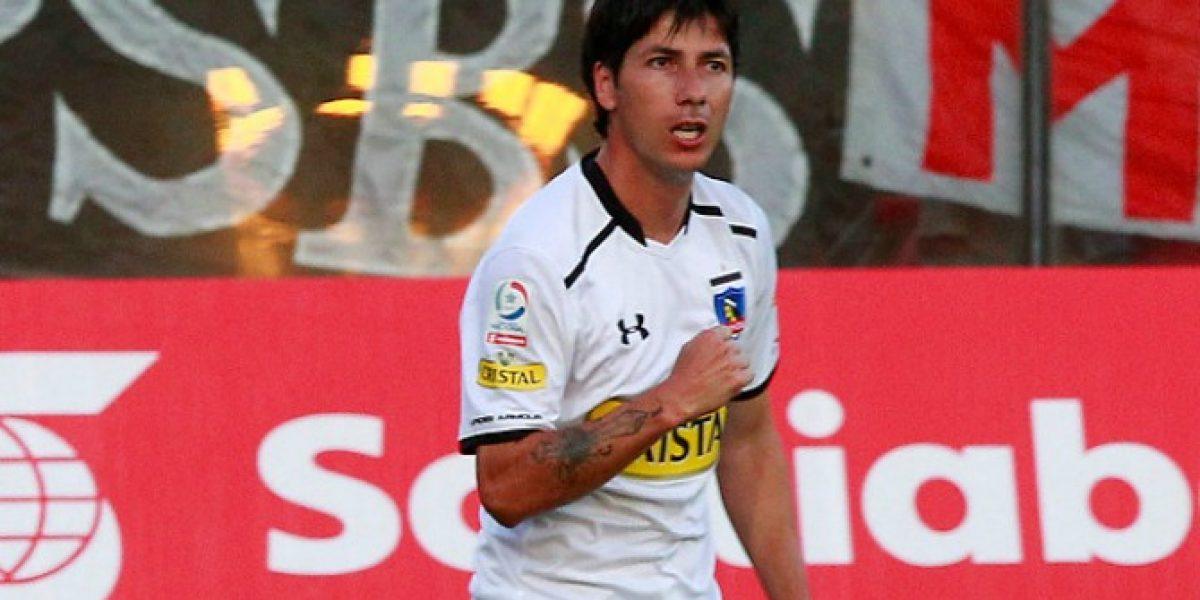 Jaime Valdés sigue siendo la gran duda en Colo Colo y otra vez no entrenó