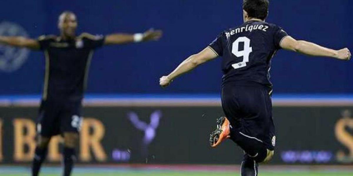 Video: Henríquez sigue en racha goleadora, pero el Dinamo sufre vergonzosa caída