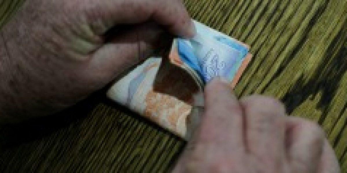 Cuatro de los cinco fondos de pensiones retrocedieron en octubre