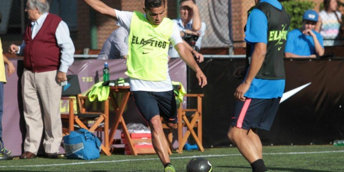 Video: Felipe Flores adelantó duelo con Audax y con la UC a la espera de que