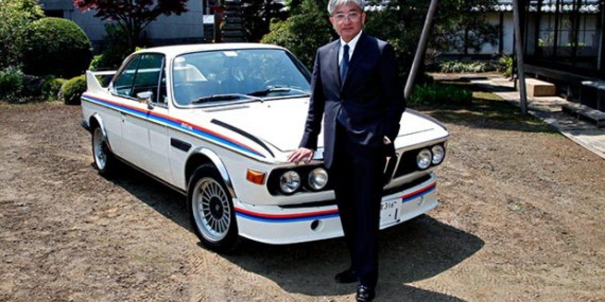 El hombre que tiene todos los BMW M