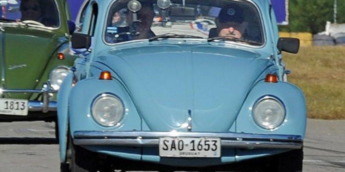 Pepe Mujica recibe millonaria oferta por su antiguo VW Escarabajo