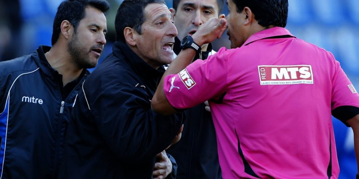 Columna de Colo Colo: Desconfianza