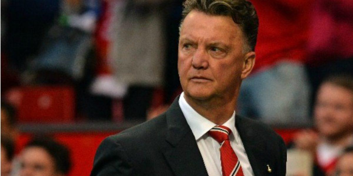 Falcao tiembla en Manchester: Van Gaal está cuestionando la continuidad del colombiano