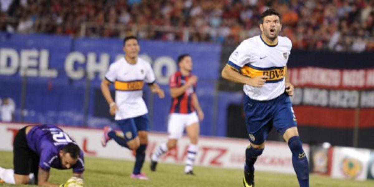 Galería: Las mejores imágenes del partido entre Cerro y Boca