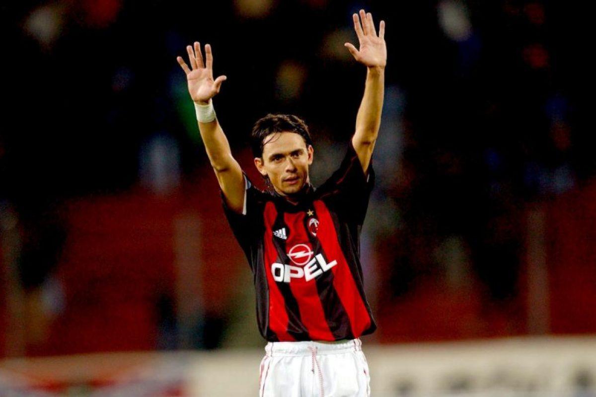 El ahora DT iatliano anotó 50 goles Foto:Getty. Imagen Por: