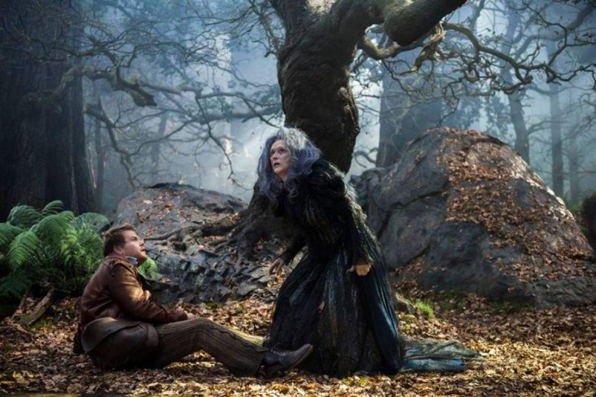 Foto:Facebook/Into the woods. Imagen Por: