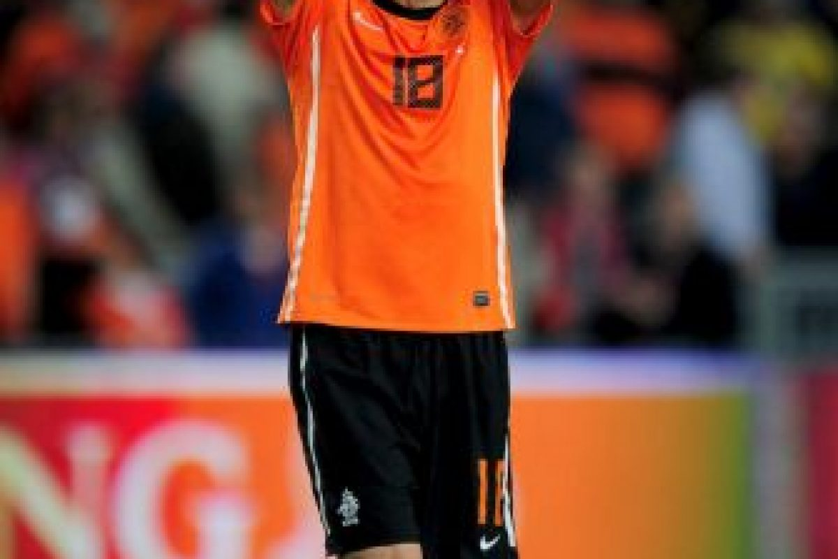 Ruud van Nistelrooy Foto:Getty. Imagen Por: