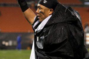 Ward es un ex receptor abierto de los Acereros de Pittsburgh que se retiró en 2012 Foto:Getty. Imagen Por:
