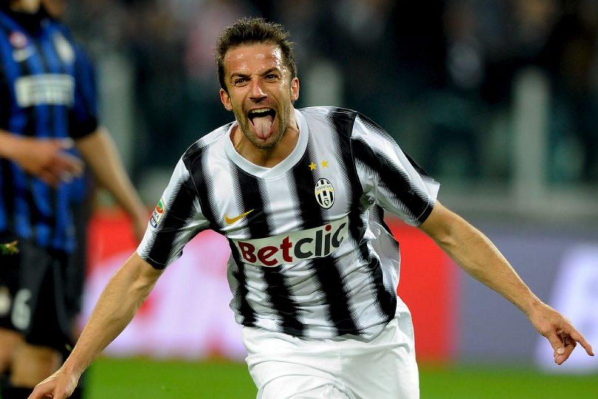 El italiano mandó el balón a las redes 44 veces Foto:Getty. Imagen Por: