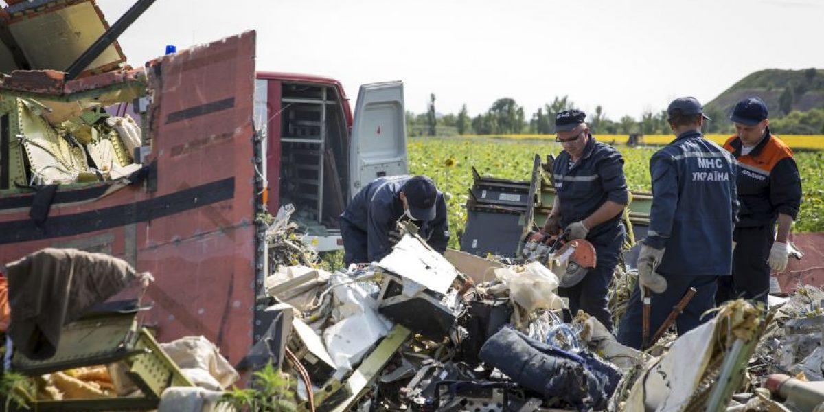 Australia pedirá ayuda a Rusia en caso de avión derribado