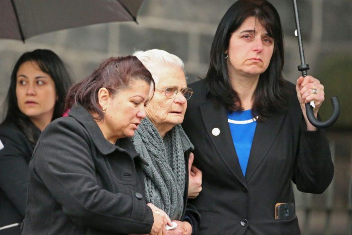 Habían estudiantes entre las personas fallecidas. Foto:Getty Images. Imagen Por: