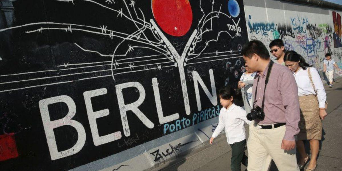 INFOGRAFÍA: A 25 años de la caída del muro de Berlín
