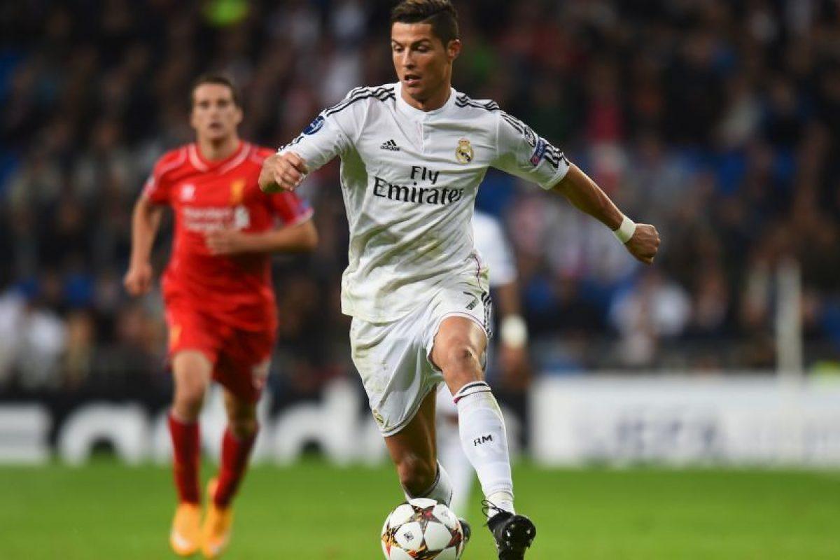 Cristiano Ronaldo Foto:Getty. Imagen Por: