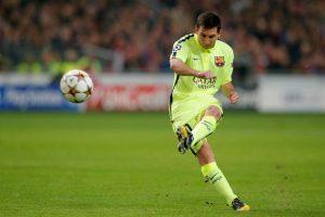 Lionel Messi Foto:Getty. Imagen Por: