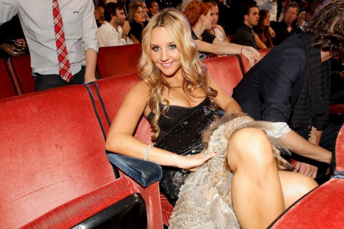 "Se llamó ""The Amanda Show"" Foto:Getty Images. Imagen Por:"
