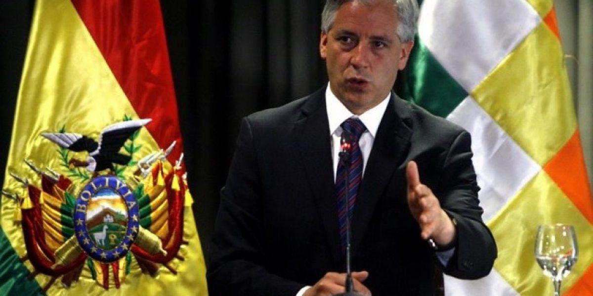Vicepresidente de Bolivia: Para que renunciemos al mar