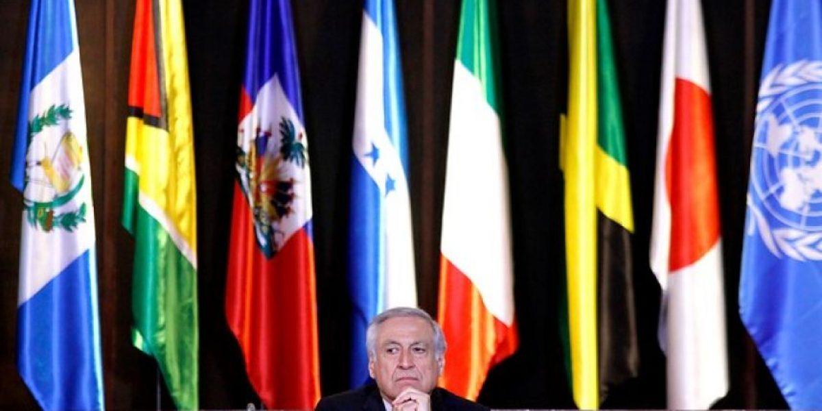 Heraldo Muñoz: Bolivia pretende desconocer, de manera encubierta, los tratados límitrofes