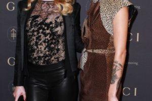 Su relación lésbica terminó meses antes de su romance con Depp. Foto: Getty. Imagen Por: