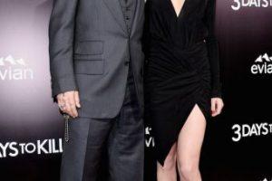 La prometida de Johnny Depp mantuvo una relación con la fotógrafa Tasya Van Ree durante varios años. Foto:Getty. Imagen Por:
