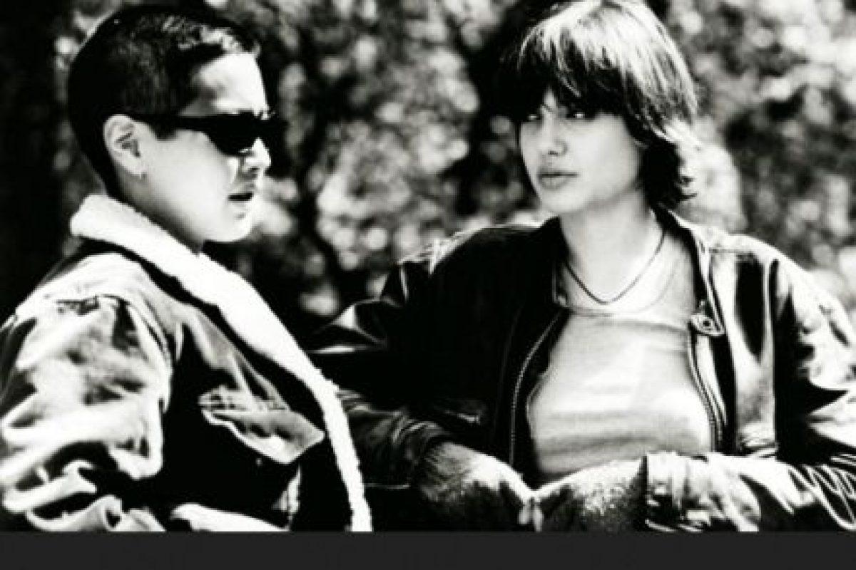 """La modelo y la actriz se conocieron en la filmación de la película """"Foxfire"""" Foto:Vía IMDB. Imagen Por:"""