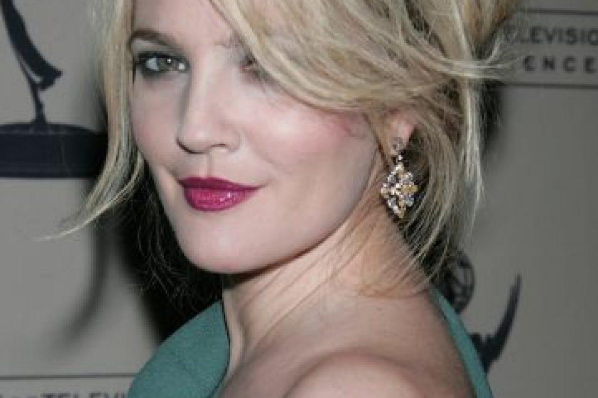 Barrymore se ha declarado bisexual en varias ocasiones. Foto:Getty. Imagen Por: