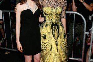Mucho se rumoró sobre la relación de la actriz con Jane Pratt y Ellen Page. Foto:Getty. Imagen Por: